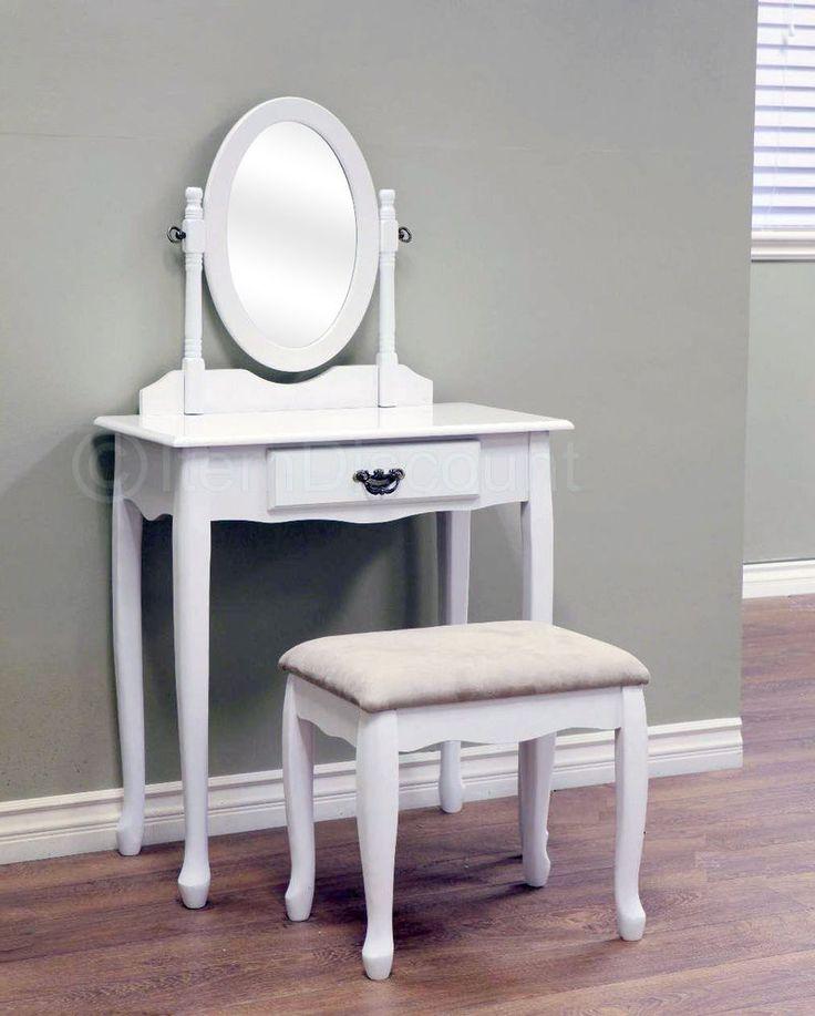 Bedroom Vanity Set Vanity Dresser With Mirror Mirrored Vanity Oval Vanity Mirror Bedroom Vanity