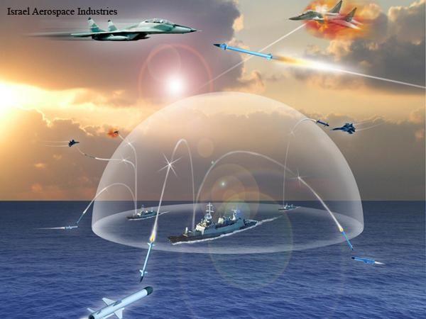 Indo-Israeli Barak-8 missile may win orders worth billions - The Economic Times