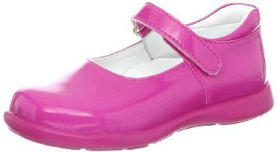 "Primigi Andes-E Mary Jane (Toddler/Little Kid) Primigi. $60.00. leather. Heel measures approximately 0.75"". Rubber sole"