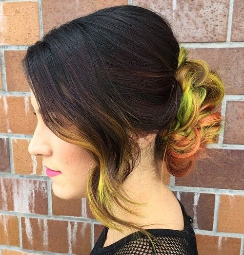 73 best popular hair models images on pinterest short hairstyle looking for hair color ideas dip dye hair is fun and easy to do yourself at home dip dye works for light and dark as well as long and medium hair solutioingenieria Choice Image