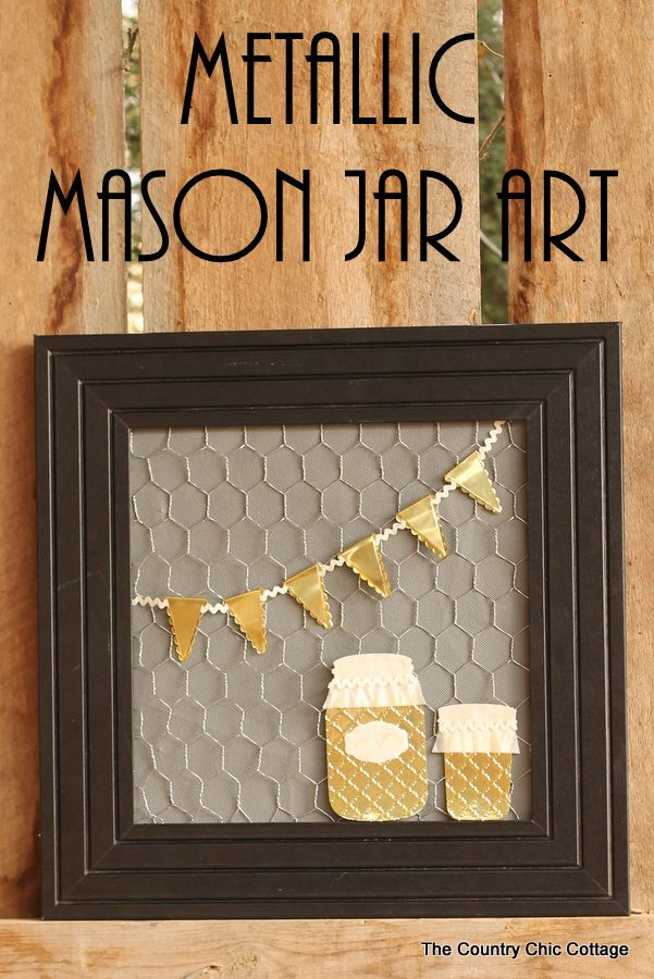 25 best ideas about jar art on pinterest fairies fairy for Thin aluminum sheets for crafts