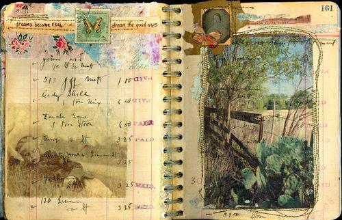 rambling rose daily journal