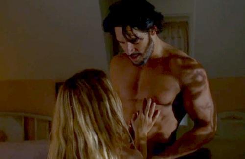 'True Blood' Recap: Alcide Can't Get No Satisfaction: Celebrity, Recap, True Blood, Meow, Man Candy, Satisfaction, Alcide Can T, Case, Media