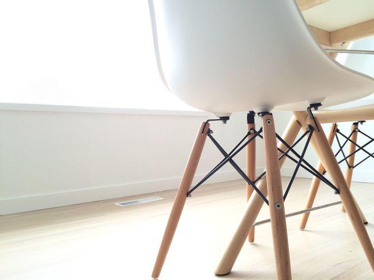✖️ Matsal ✖️ Chairs • Herman Miller • Eames