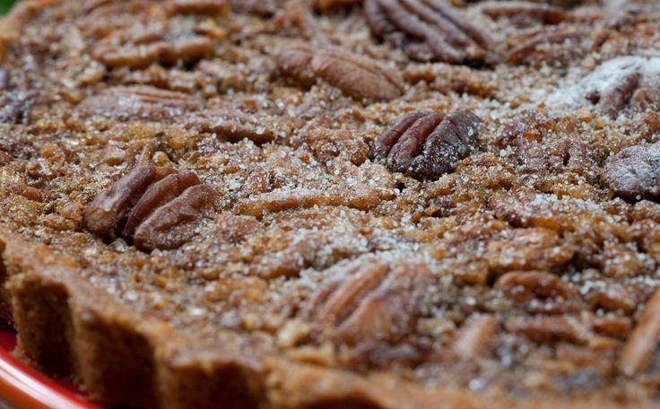 Torta de noz-pecan Carolina Ferraz ensina esse clássico da culinária norteamericana