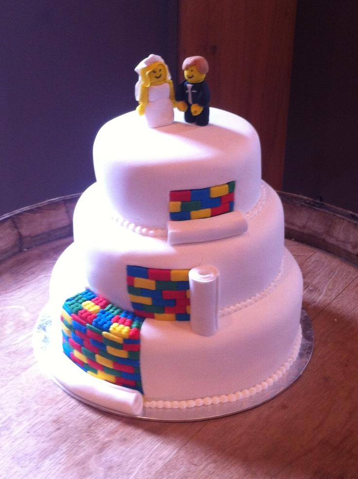 Lego Wedding Cake Tiers Of Love Christchurch