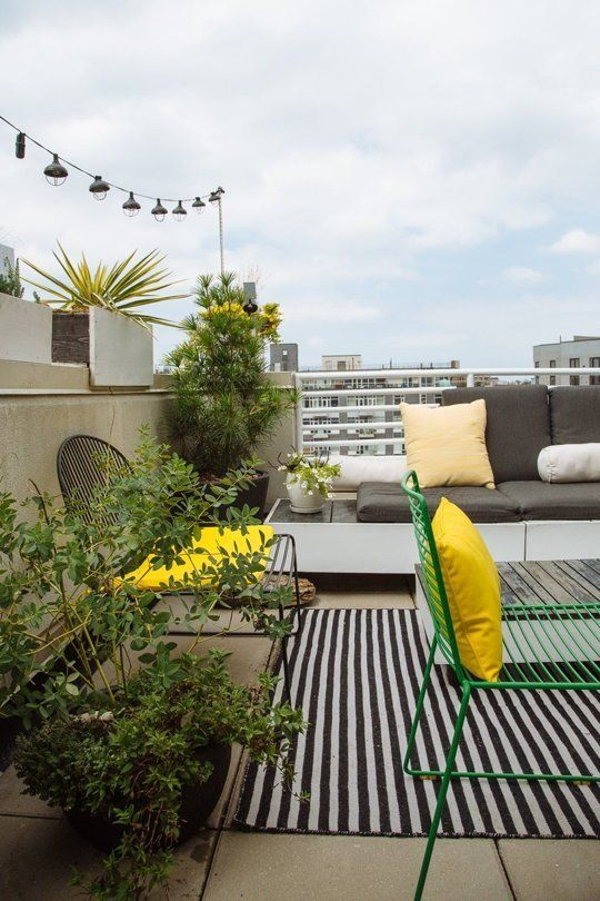 It's Not Too Late to Spruce Up Your Outdoor Space This Summer: Our Best Deck, Patio and Balcony Advice and Inspiration | Apartment Therapy