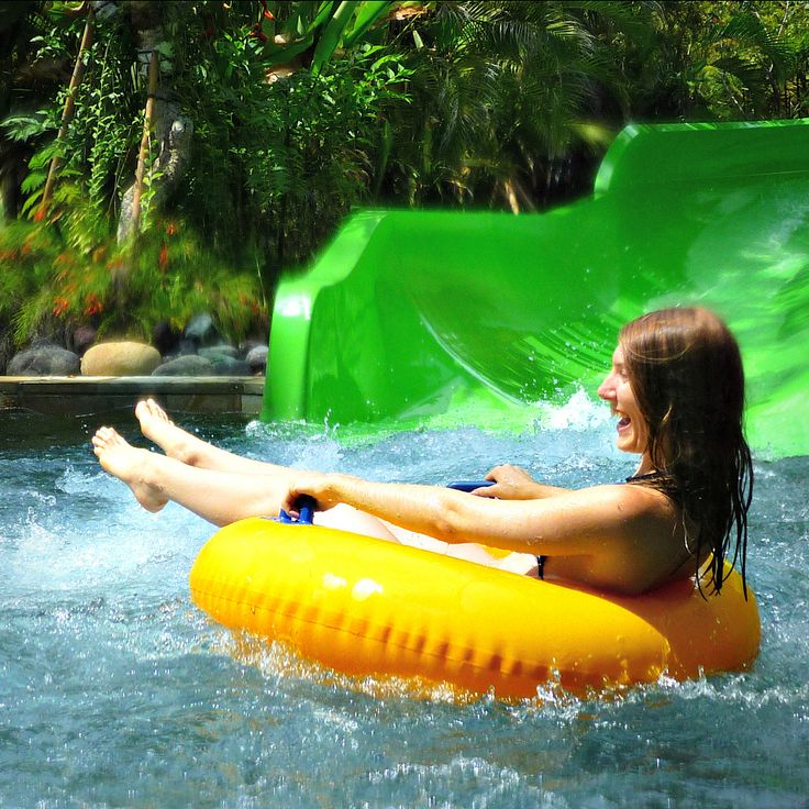 Loving Waterbom Park in Bali!