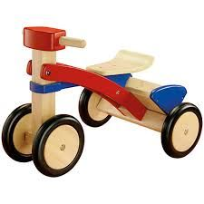wooden trike john lewis - Google Search