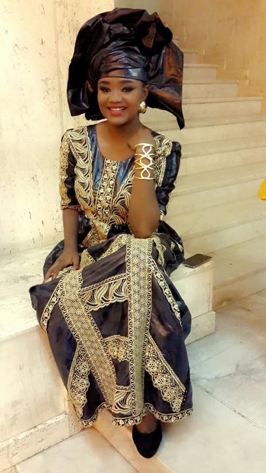 Beliebt Plus de 25 idées adorables dans la catégorie Boubou senegalais sur  TT55