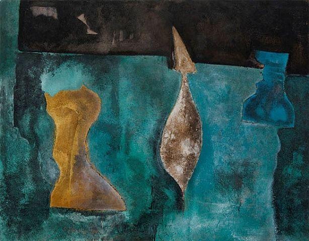 Three Kings - Theodoros Stamos