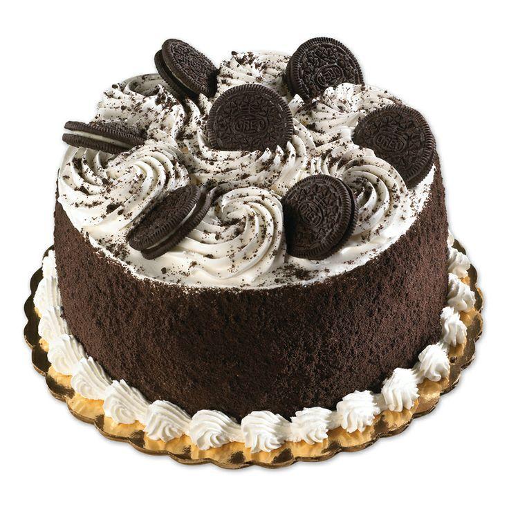 Funfetti Ice Cream Cake Baskin Robbins