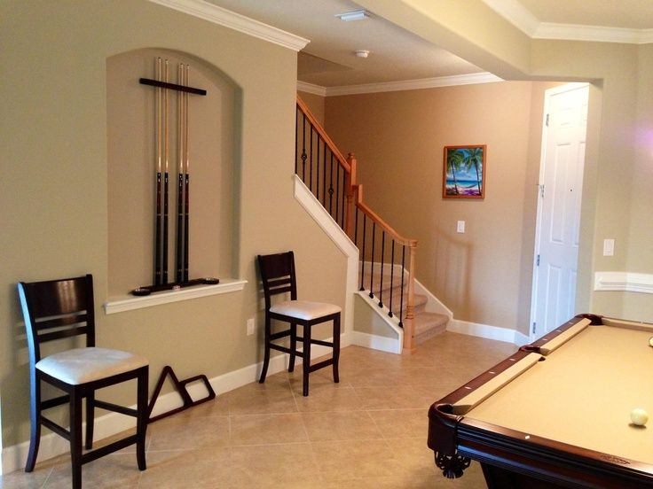 how to make a pool table at home