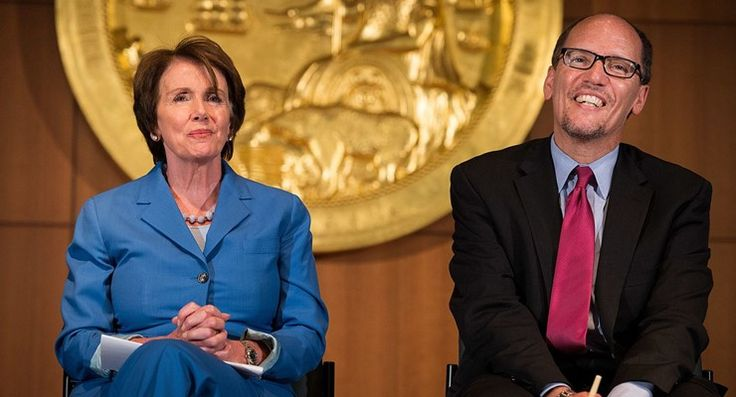 "West: The Democratic Party Lacks Vision, Discipline and Leadership - https://www.richardcyoung.com/essential-news/west-democratic-party-lacks-vision-discipline-leadership/ - House Minority Leader Nancy Pelosi and DNC Chairman Tom Perez Things are looking bleak for Democrats when progressive activist and thinker Cornel West is hammering the Party for its cronyism, lack of depth and listlessness. West writes ""The neoliberal vision of the Democratic party has run..."
