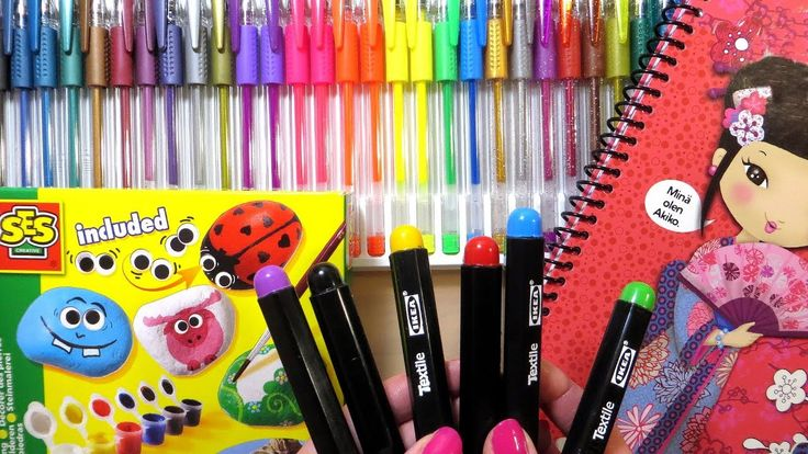 Christmas Gift Ideas for Kids (and Adults!)    Art and Craft Supplies for Kids. Showing you art and craft supply Christmas present ideas for kids (and adults, too) and art and craft project ideas to make with them.