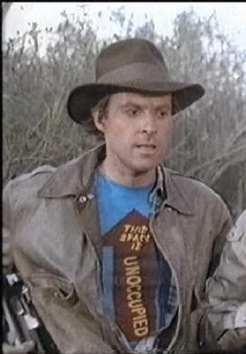 Dwight Schultz as Murdock. Best A Team character ever!!