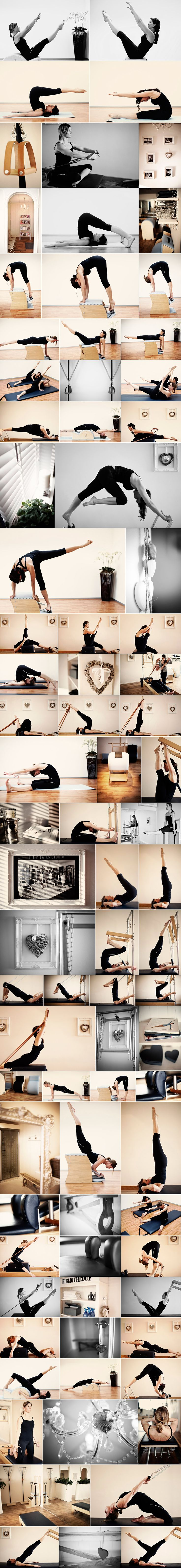 Pilates Reformer - My favorite workout - I love it!