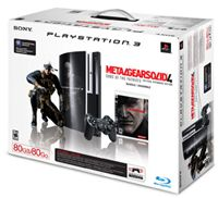 PlayStation 3 80GB Metal Gear Solid 4: Guns of the Patriots Bundle - http://www.playstationsite.info/playstation-3-80gb-metal-gear-solid-4-guns-of-the-patriots-bundle/