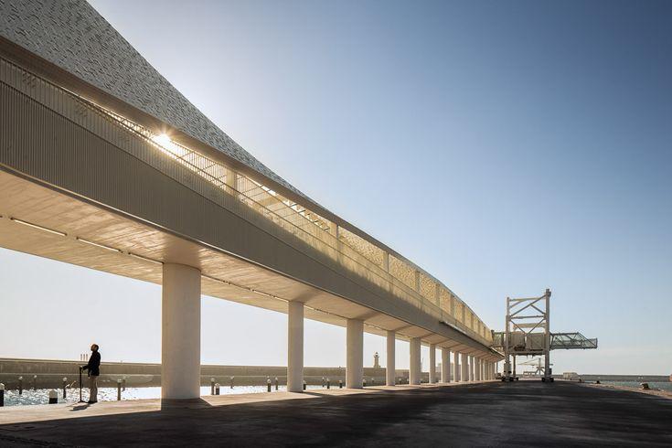 Gallery - Porto Cruise Terminal / Luís Pedro Silva Arquitecto - 45