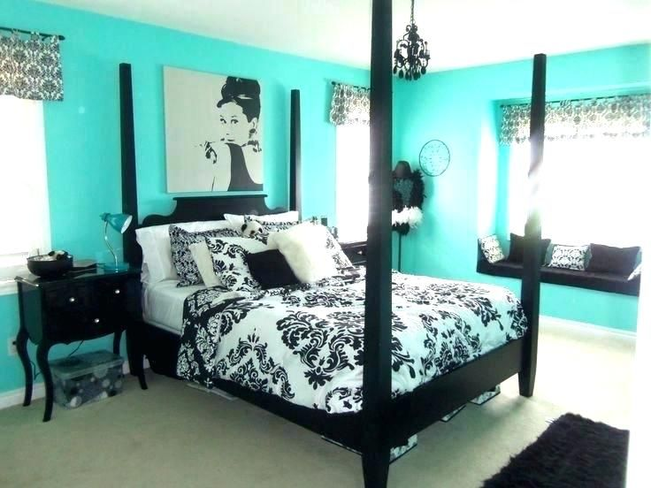 Image Result For Tiffany Blue With White And Black Room Elegant Girls Bedroom Girl Bedroom Decor Girls Blue Bedroom