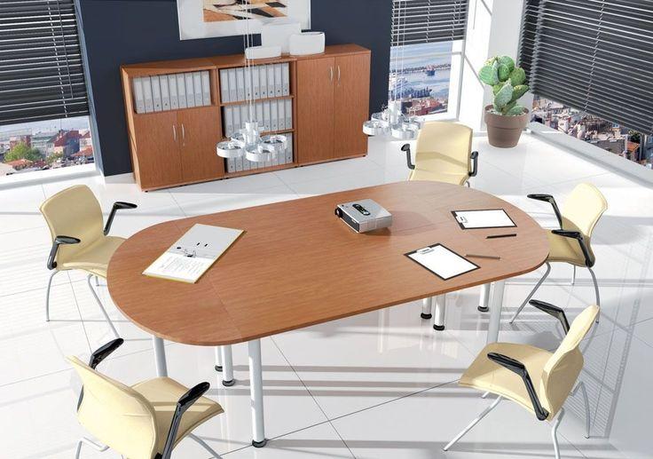 System Express Office stworzono, aby wyposażyć biuro meblami charakteryzującymi się trwałą konstrukcją.