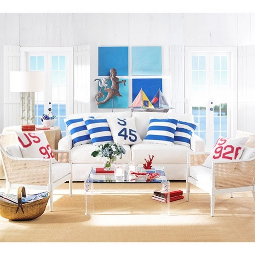 17 Best Ideas About Nautical Living Rooms On Pinterest Nautical Bedroom Fur
