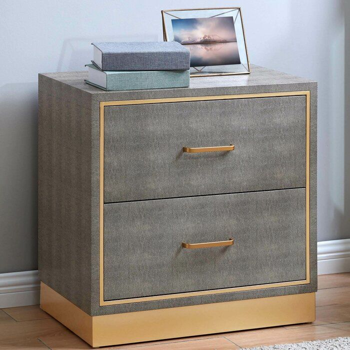 Doerr End Table With Storage In 2020 End Tables With Storage End Tables Mercer41