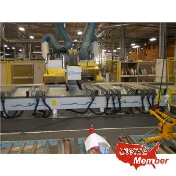 Used Woodworking Machinery: Our national listings for the week of 7-28-2014 include a Homag Genius Baz 20 Processing Center and a Nor...