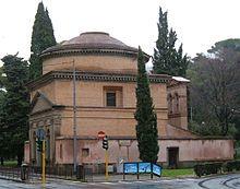 Flaminio - Chiesa di Sant'Andrea del Vignola 1 - Jacopo Barozzi da Vignola