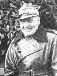 Stanisław Maczek , Polish tank commander of World War II