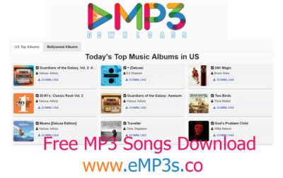 best free download mp3 songs sites