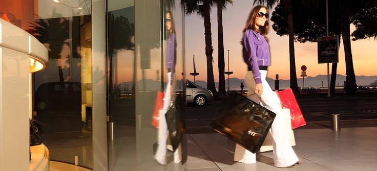 Cannes Shopping Cannes et ses facettes, Cannes Shopping - Site de l'Office de Tourisme de Cannes
