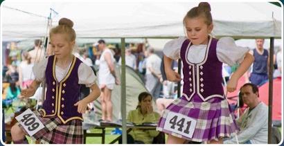 Inveraray Inverary Castle Highland Games Scotland