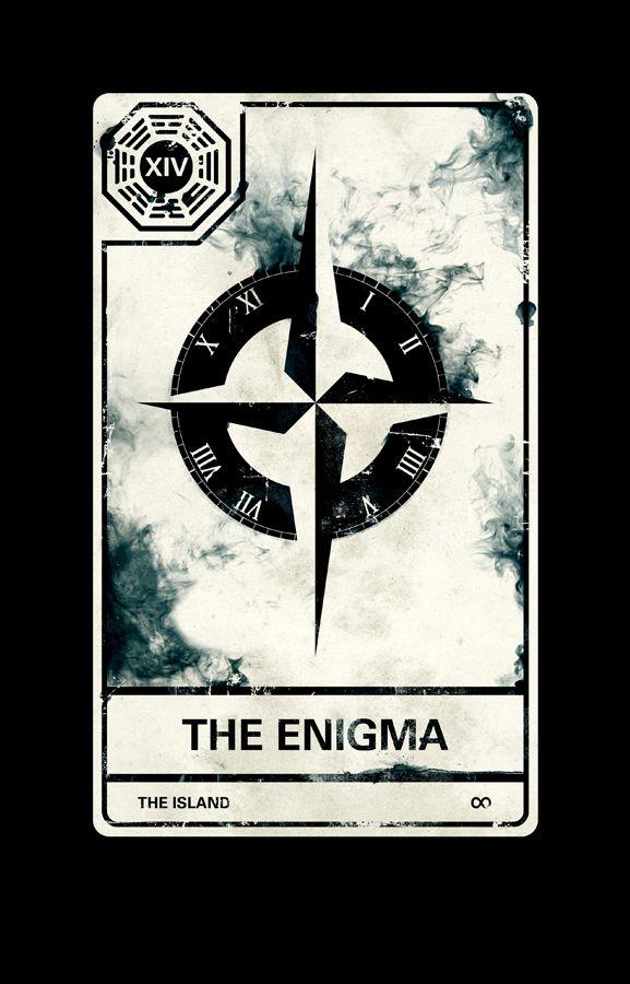 Lost Tarot: The Enigma