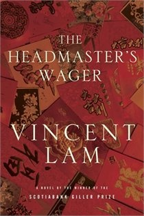 Vincent Lam's next novel, out in April 2012