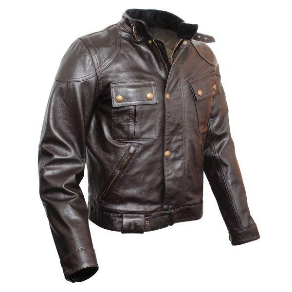 Belstaff mojave leather jacket