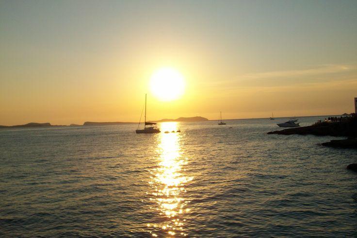 Ibiza - Puesta del sol