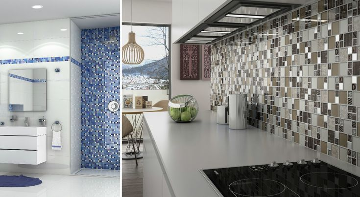 Carnaval is a beautiful collection of glass mosaic developed by Intermatex specifically for export to the Latin America. However the series is also available in our Tile Catalogue.