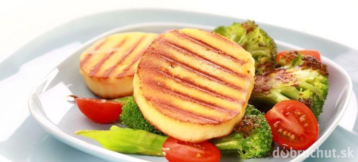 Grilovaný syr Haloumi