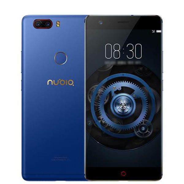 ZTE Nubia Z17 Lite Global Version 5.5 inch 6GB 64GB Snapdragon 653 Octa core 4G Smartphone Sale - Banggood.com