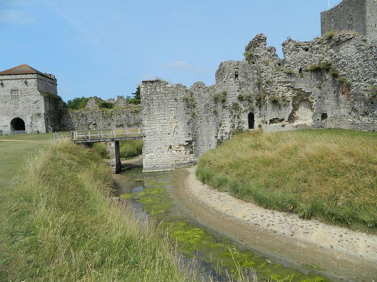 Portchester & Portchester Castle