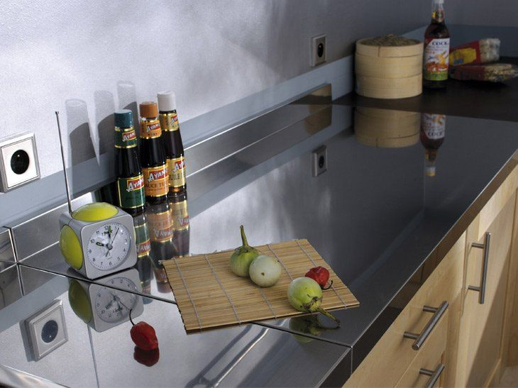 17 Best Ideas About Plan De Travail Inox On Pinterest Cuisine En Inox Agencements De Cuisine