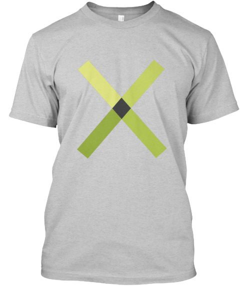 X Light Steel T-Shirt Front