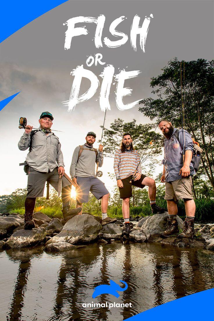 Extreme Fishing Series 'Fish or Die' Starts on Animal