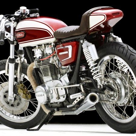Fabricator/Designer Hugh Owings tells the story of Tevan Morgan and his first motorcycle build: a 72 Yamaha XS2.