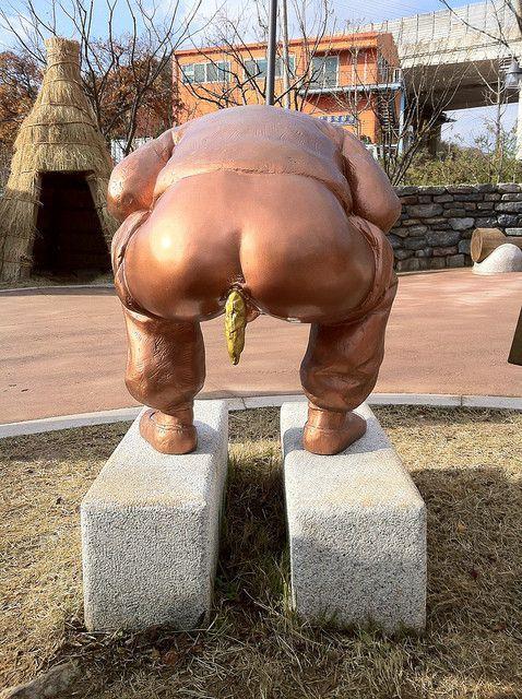The Korean Park of Assholes
