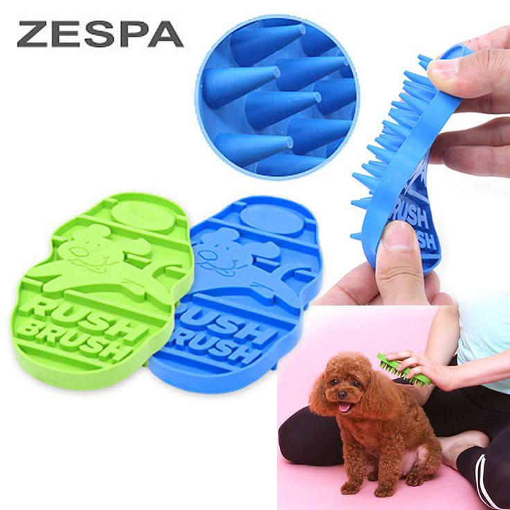 ZESPA Pet Dog Cat Bath Cleaning Massage shampoo Brush Grooming /FREE Tracking #ZESPA #brush #dogbrush #catbrush #dogsupplies #catsupplies #cleansing #grooming #bath #blush