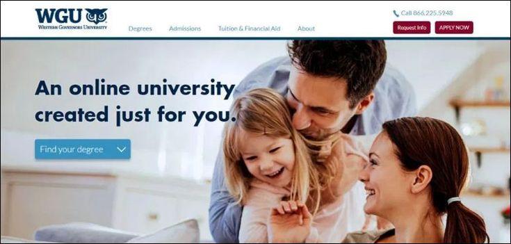 my.wgu.edu student portal