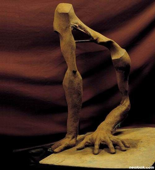 류인/조각가의혼