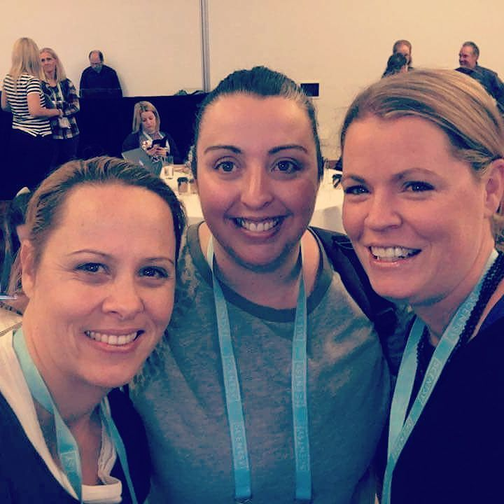 Enjoying Scentsy Leadership Day with these rockstars  #Scentsy #ScentsyFamily #ScentsyFamilyReunion #Melbourne #SFR2017 #Training #Leadership #blessedwiththebest #SFR2017